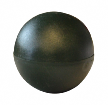 Classic Green Eco Plastic Globe Post Cap